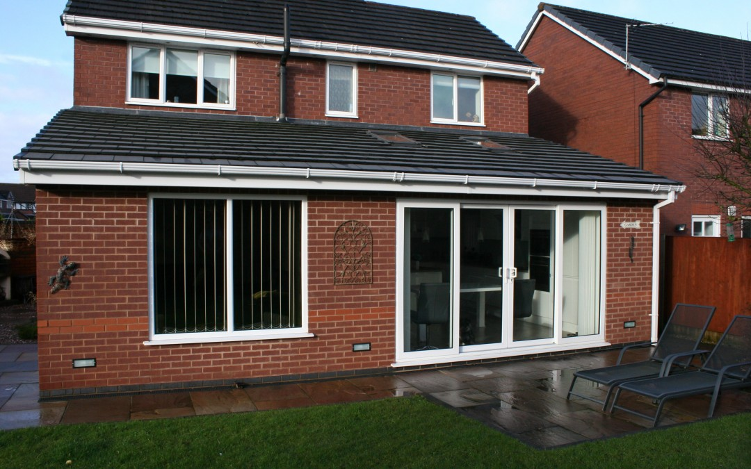 Ground Floor Extension in Warrington