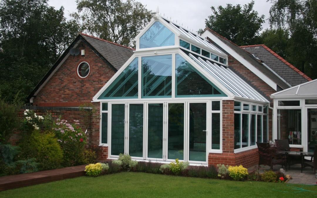 Large Sunroom / Orangery in Warrington