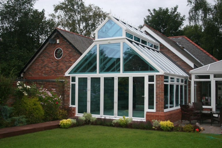 Large Sunroom / Orangery in Warrington