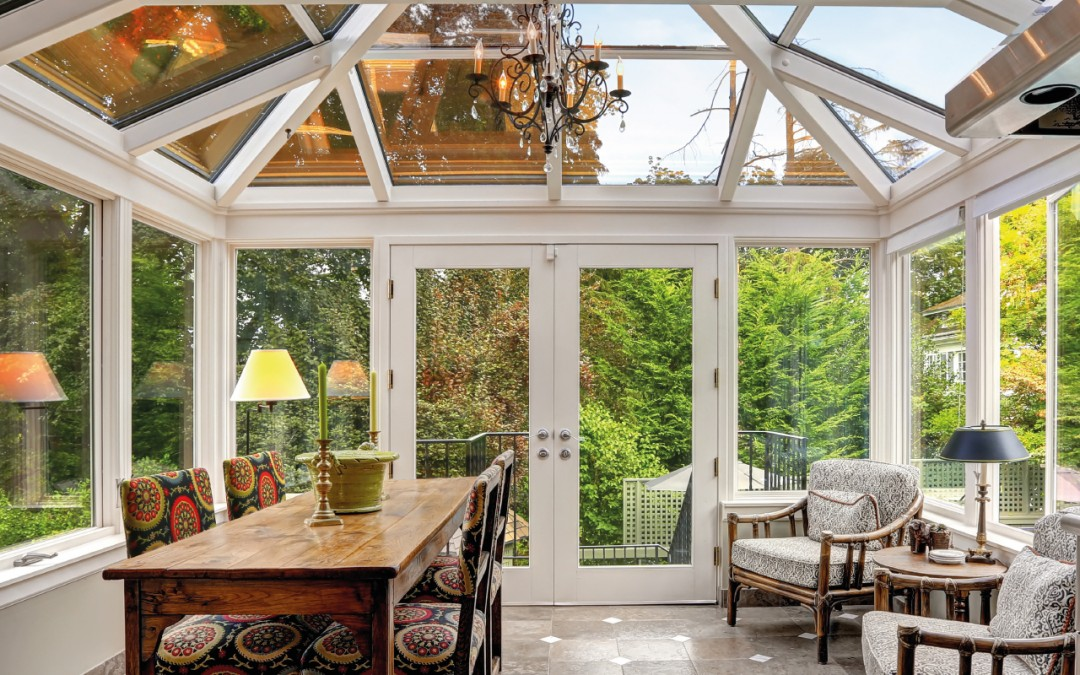 Bright Sun Room in Warrington
