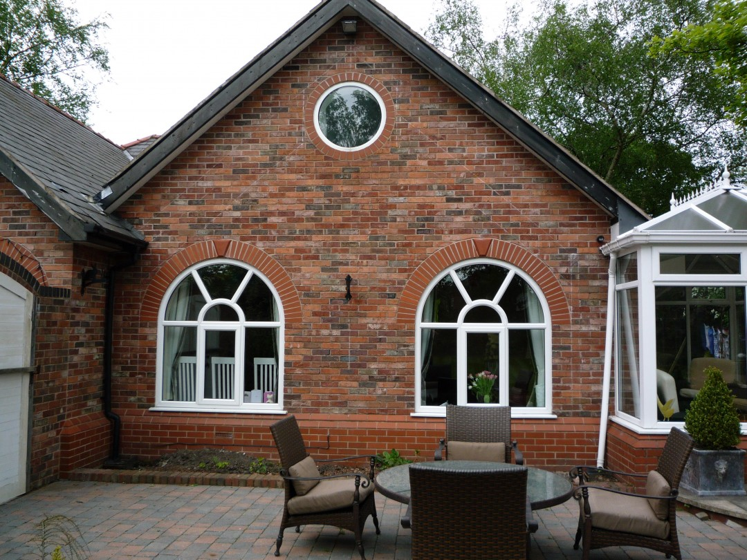Stylish Home Extension in Warrington