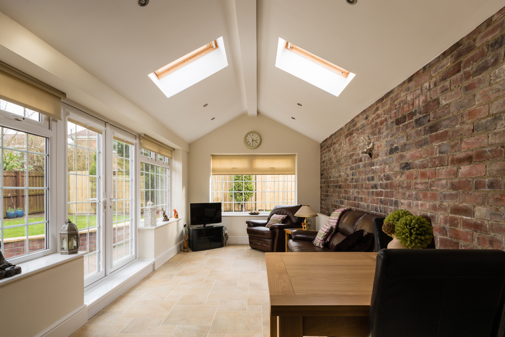 Large Family Room Extension